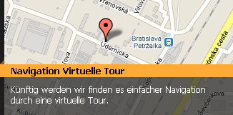 Navigation Virtuelle Tour